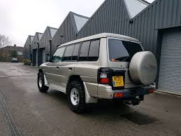 mitsubishi shogun 1998 1998 mitsubishi shogun 3 0 v6 lwb in stockport manchester gumtree
