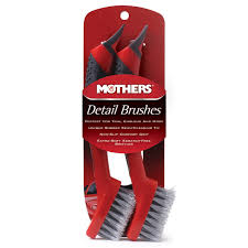 amazon com mothers detail brush set automotive