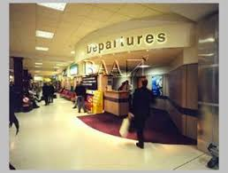 Aberdeen Airport Information Desk International Airport