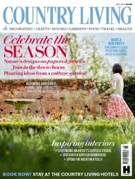 country living subscription country living magazine subscription whsmith