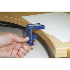 le bureau à pince pince de bureau