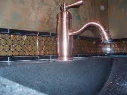 Copper Penny Tile Backsplash - 37 best penny floor images on pinterest pennies floor penny