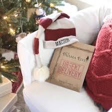 christmas tradition for kids pajama elves