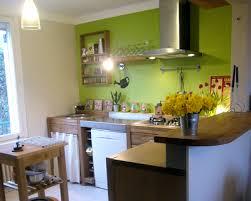 cuisine vert anis decoration cuisine vert anis