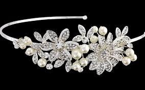 sparkly headbands sparkly wedding headbands