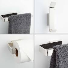 bathroom accessories design ideas newberry collection 4 piece bathroom accessory set bathroom