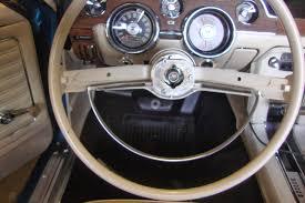 rims for 1968 mustang 1968 mustang convertible restoration a steering wheel from santa