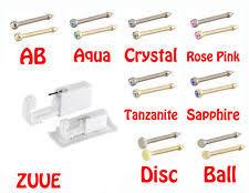 studex studs studex piercing kits supplies ebay