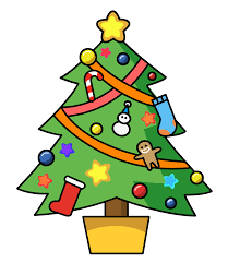cute christmas tree clipart 2193878