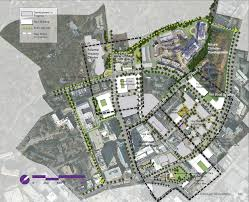 Atlanta Development Map by Buckhead Master Plan Is Released Suggests Traffic Housing Fixes