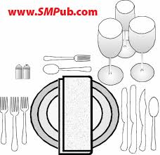 how to set table sm publications how to set a table