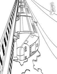 big train coloring page source gof free printable train subway and