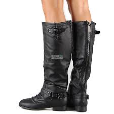 womens motorcycle riding shoes top moda coco 1 black knee high motorcycle riding boots