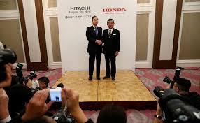 lexus jobs kentucky honda hitachi form jv to develop make electric motors