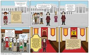 french revolution storyboard by aquil1998