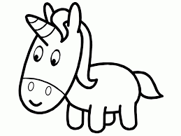 a z coloring pages cute unicorn coloring pages intended for property cool coloring