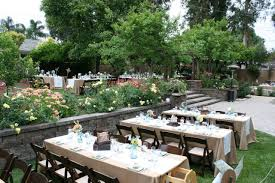 planning a backyard wedding and reception u2014 allmadecine weddings