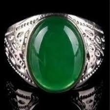 green fashion rings images Fengashouw free shipping tibet beautiful silver green fashion jpg