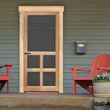 Wood Exterior Door Exterior Doors You Ll Wayfair