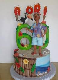 Decorating Cake Dummies Tucano