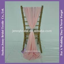 blush chair sashes sh043j chiffon ruffled chair cover cheap wedding blush chair