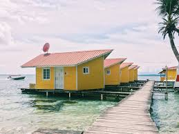 floating houses boardwalk and floating houses on sea free image peakpx