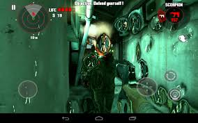 resident evil for android 5 near console quality for the 1st nexus 7 screengrab