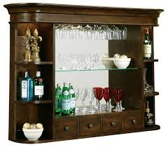 and bars console hutch 693007 niagara finished distressed cherry