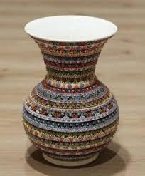 Decoration Vase 30 Cm Turkish Ceramic Vases