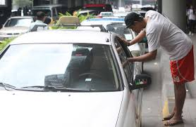 philippines taxi p13 50 per kilometer taxi fare hike ok u0027d