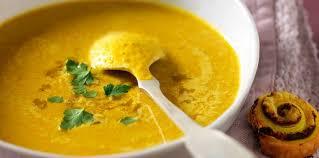 comment cuisiner les lentilles soupe de lentilles corail au curry facile et pas cher recette