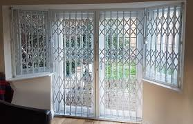 How To Secure Patio Doors Patio Door Grilles By Rsg Security