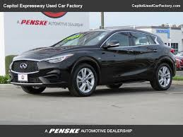 2017 used infiniti qx60 fwd 2017 used infiniti qx30 luxury fwd at capitol expressway used car