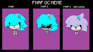 Ninja Meme - fnaf glass blue meme 1 by teen ninja girl on deviantart