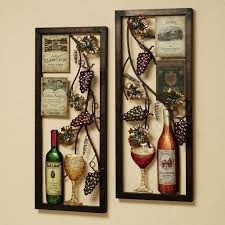 kitchen amazing kitchen wall decor 12 different types of kitchen large size of kitchen decorations inspiration divine double square metal artworks wine and bottles kitchen