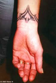 tribal inner wrist tattoo ideas for men tattoomagz
