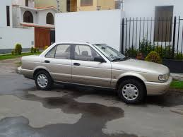 nissan sunny 1993 nissan sunny 1993 con 185 000 km a us 3 500 nissan gogo pe