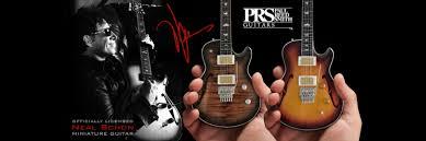 prs mini guitar axe heaven miniature guitars