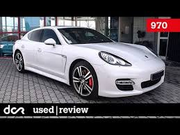 porsche used buying a used porsche panamera 970 2009 2016 common issues