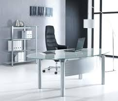 Modern Glass Office Desks Glass Office Desk New Glass Office Desk Glass Office