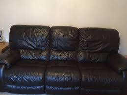 Dfs Recliner Sofa by Brown Leather Recliner Sofa Dfs U20ac Loopon Sofa Tehranmix Decoration