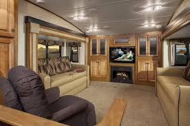 5th wheel trailers with front living room carameloffers