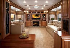 5th wheel with living room in front home sweet rv lottery winner rv and wheels