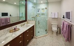 Bathroom With Corner Shower Corner Shower Configurations That Make Use Of Dead Spaces Dead