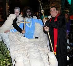 Exorcist Halloween Costume Photos 10 Worth Tricks Treats Paul U0026 Young Ron U0027s