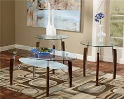 Ashley End Tables And Coffee Table Amazon Com Ashley Furniture Signature Design Avani Occasional