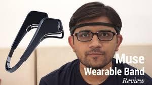 brain sensing headband muse review the brain sensing wearable headband
