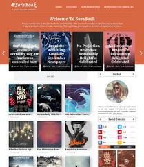 brown blogger templates 2017 free download