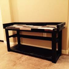 shoe rack bench plans free woodworking plans for beginners home