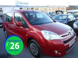 citroen berlingo used citroen berlingo multispace for sale west midlands